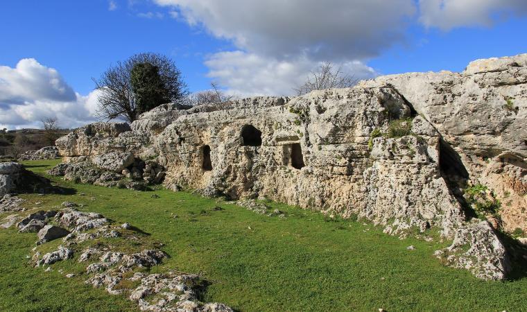 Necropoli di Museddu - Cheremule