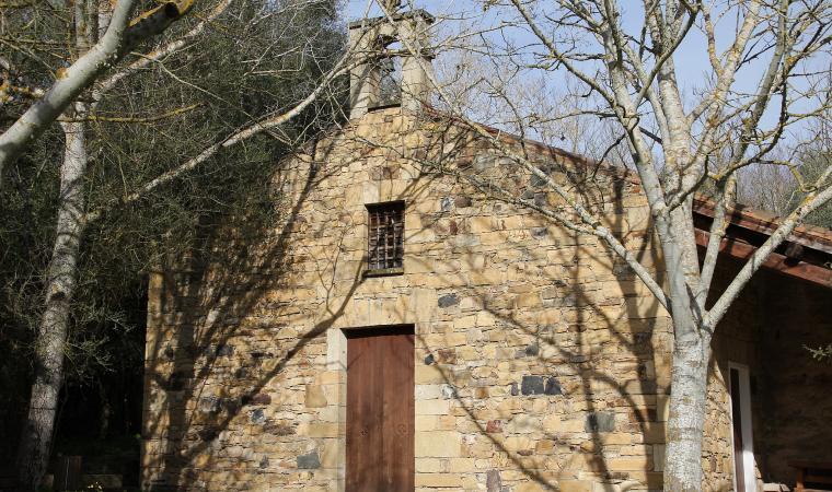 Chiesa di santa Maria angiargia - Collinas
