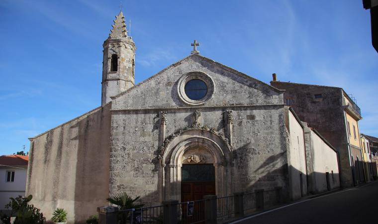 Chiesa di santa Chiara - Cossoine