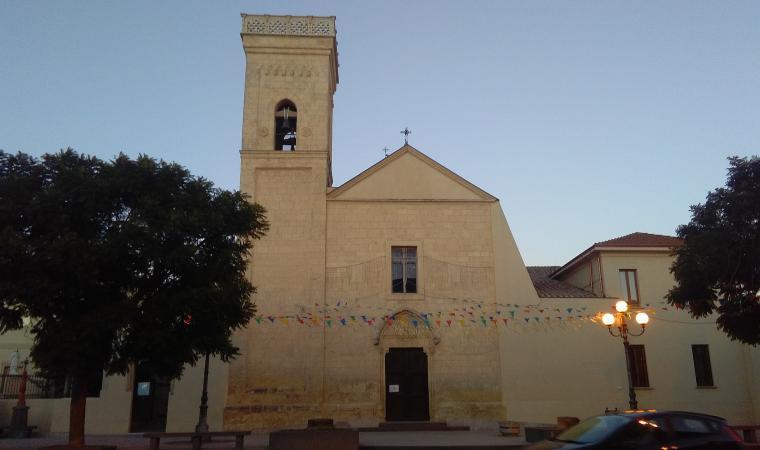 Parrocchiale di san Biagio - Villasor