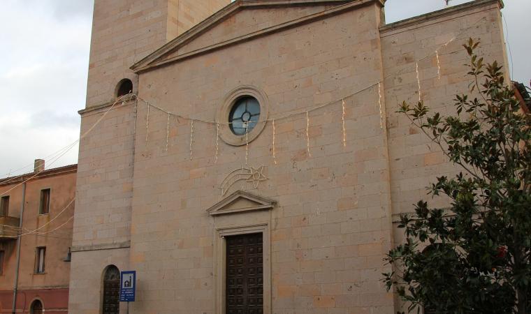 Chiesa nostra signora Inter Montes - Ittireddu