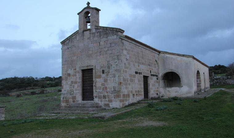 Chiesa di san Giacomo - Ittireddu