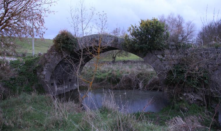 Ponte 'etzu - Ittireddu