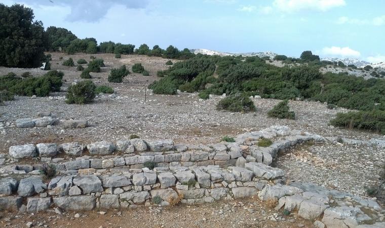 Tomba di Giganti, su Fennau - Urzulei