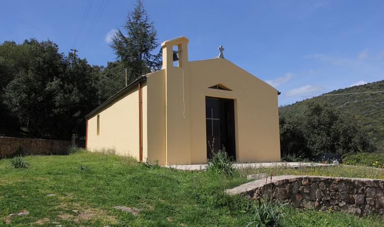 Chiesa campestre di san Bartolomeo - Luras