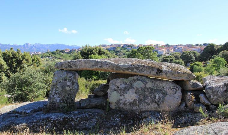 Dolmen di Ciuledda - Luras