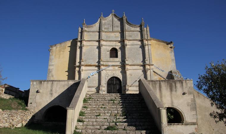 Chiesa di nostra signora di Bonu Ighinu - Mara