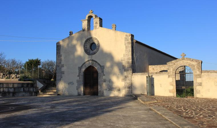 Chiesa di sant'Antonio abate - Monteleone Rocca Doria