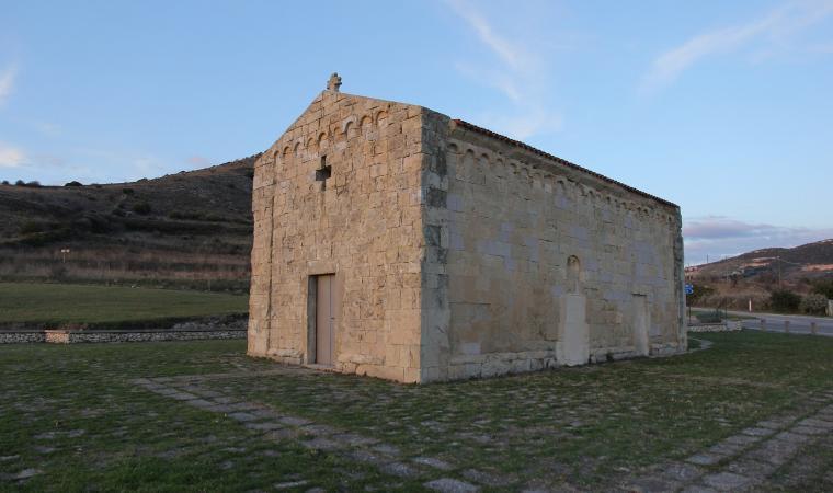 Chiesa di sant'Antonio - Ossi