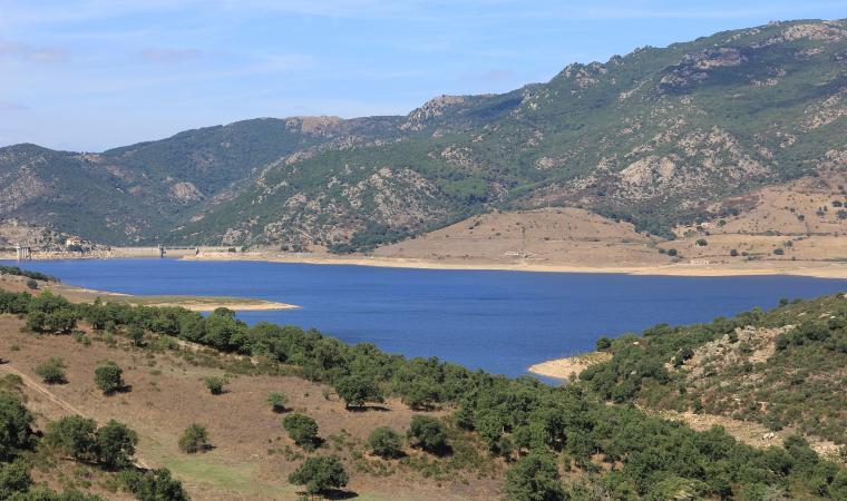 Lago Lerno - Pattada