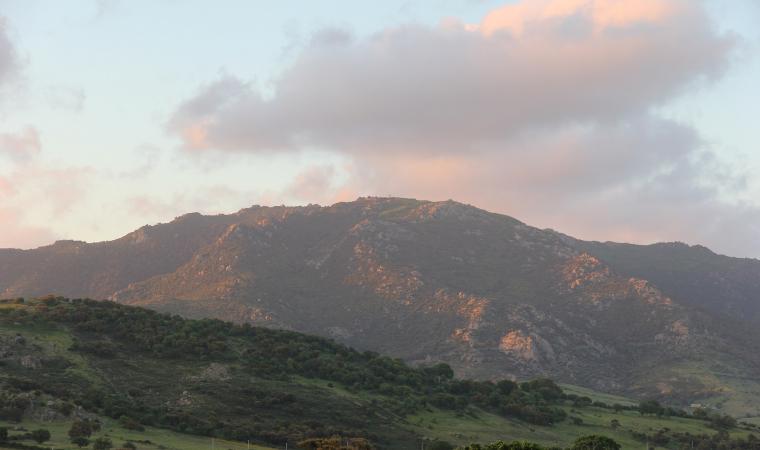 Vetta monte Lerno - Pattada