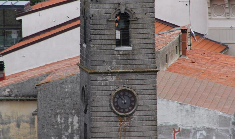 Chiesa della Madonna del Rosario - Pattada