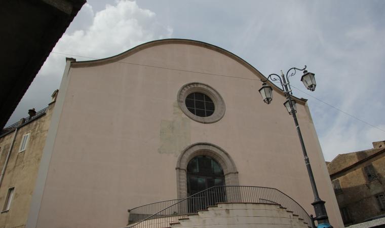 Chiesa di santa Sabina, facciata - Pattada