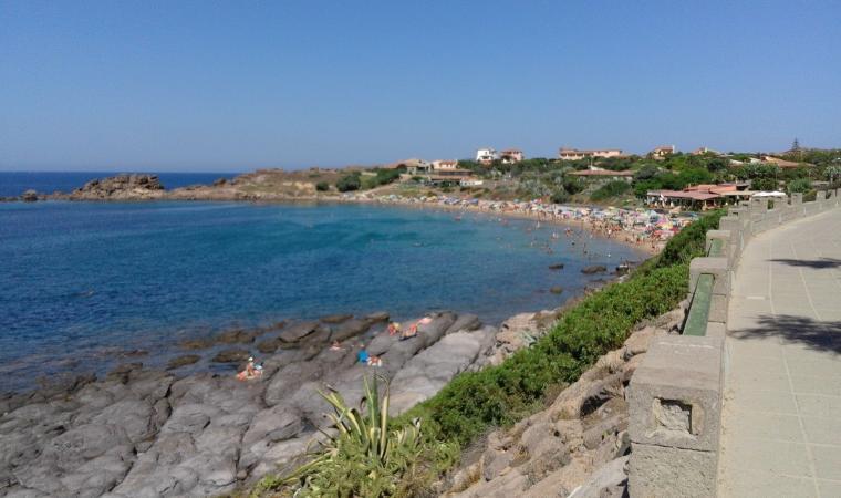 Spiaggia di Portopaglietto - Portoscuso