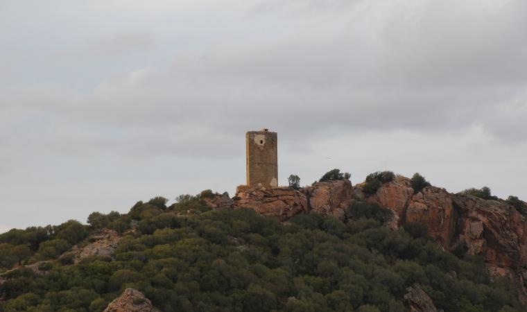 Castello di Casteldoria - Santa Maria Coghinas
