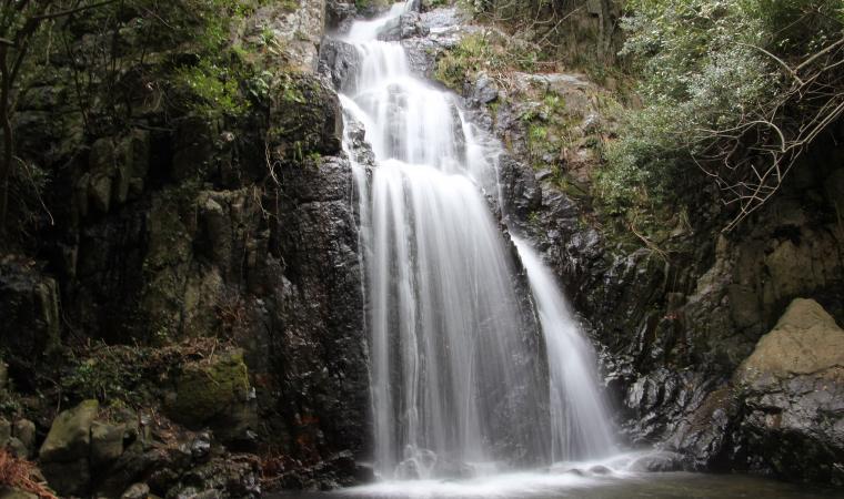 Cascata di s'Istrampu de sos Molinos - Santu Lussurgiu