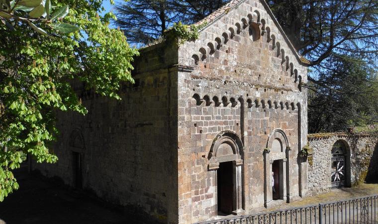 Chiesa di san Leonardo  - Santu Lussurgiu