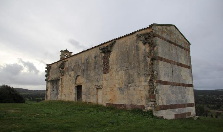 Chiesa di san Pancrazio di Nursi - Sedini