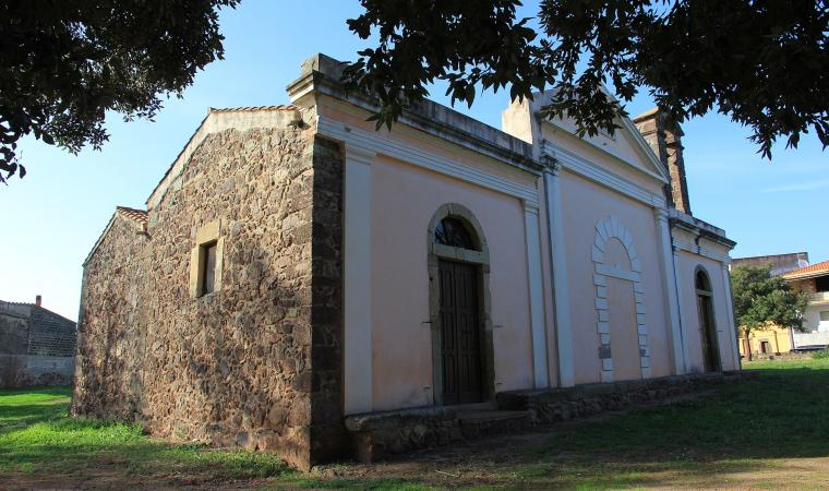 Chiesa di santa Maria de sa Rosa - Seneghe
