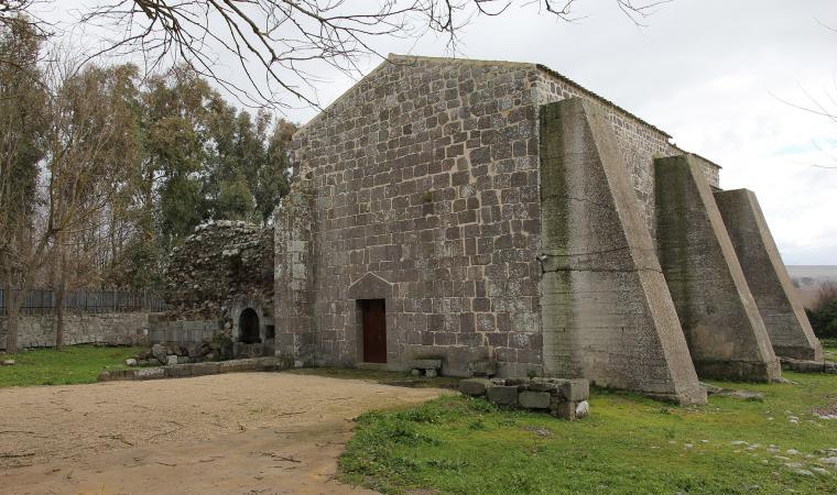 Chiesa di santa Maria di Corte - Sindia