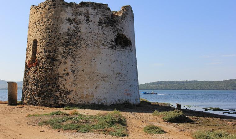 Torre vecchia di Marceddì - Terralba
