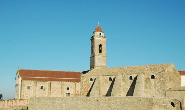 Chiesa di san Giacomo - Mandas