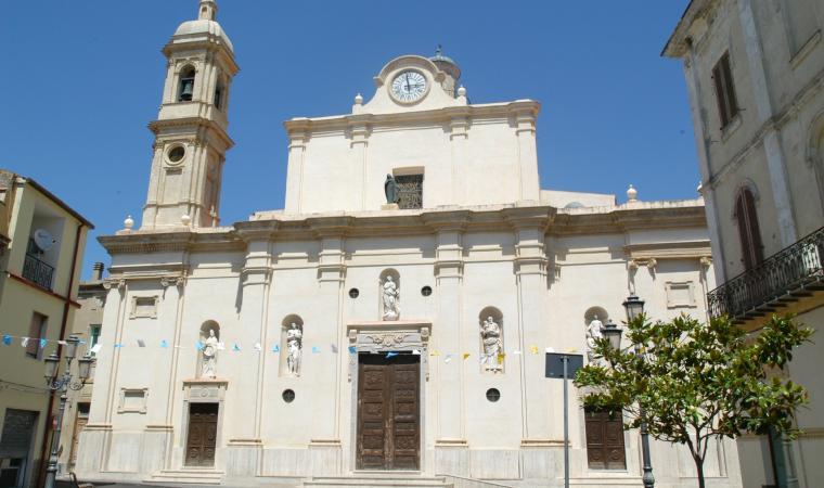 Chiesa di san Pantaleo - Sorso
