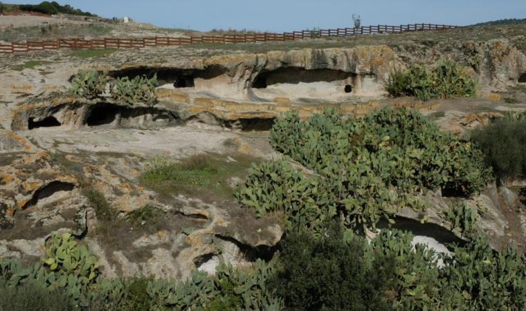Domus de janas, Budragas - Asuni