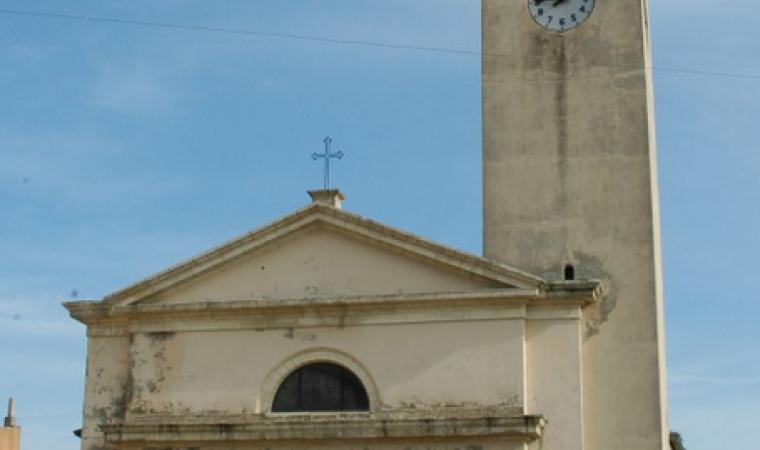 Chiesa di san Giorgio - Bonnanaro