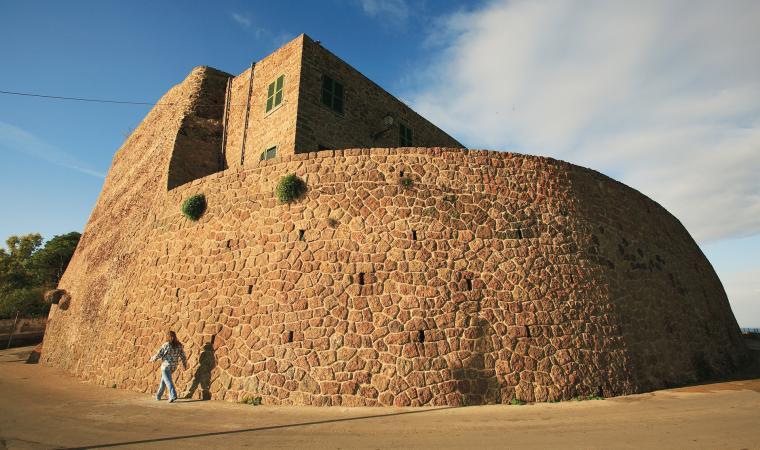 Mura del castello - Castelsardo