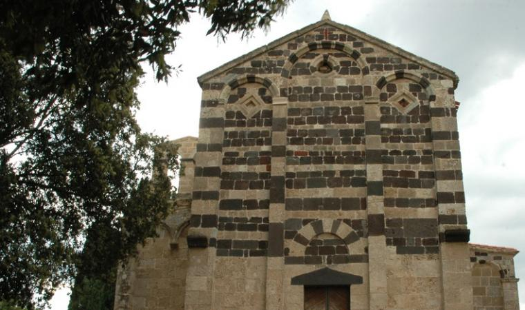 Chiesa di san Paolo - Milis
