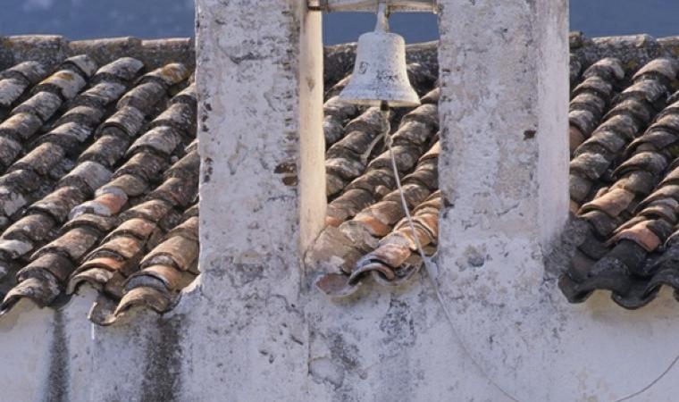 Chiesa di san Giorgio, antico campanile - Onifai