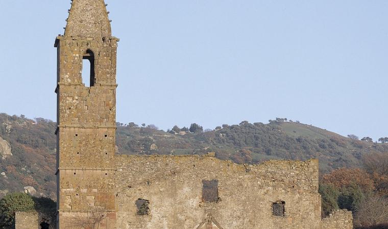 Antica chiesa di sant'Andrea apostolo - Orani