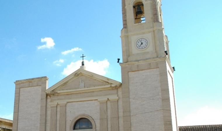 Chiesa di santa Barbara Vergine - Sinnai