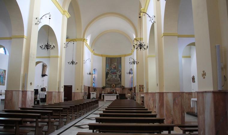 Parrocchiale di sant'Agostino, interno  - Alà dei Sardi