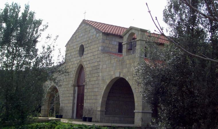 Chiesa di santa Maria de Atzeni - Baressa