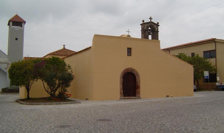 Chiesa Beata vergine d'Itria - Noragugume