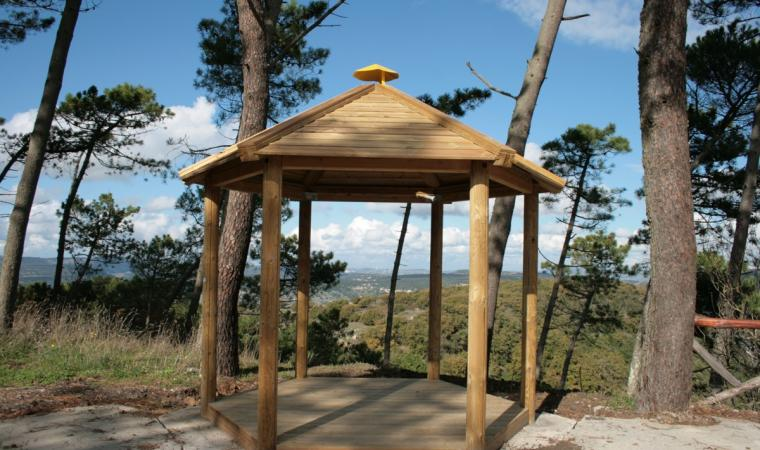 Belvedere dal monte Cuccuruddu - Cheremule