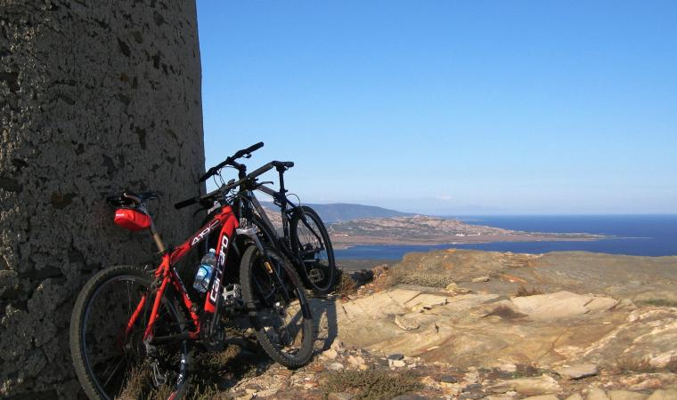 Biking - Torre del Falcone - Stintino