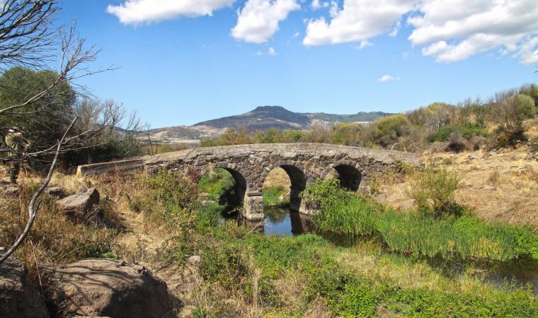 Ponte romano, rio Murtazzolu - Birori