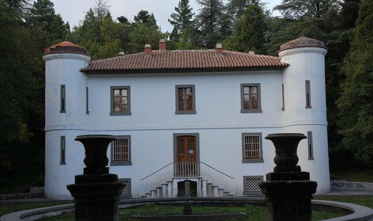 Villa Piercy, facciata  - Bolotana
