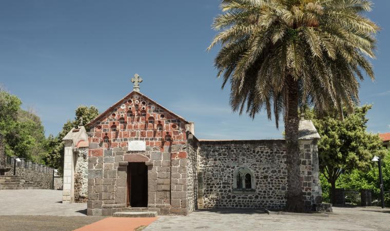 Santuario Madonna di Bonacatu - Bonarcado