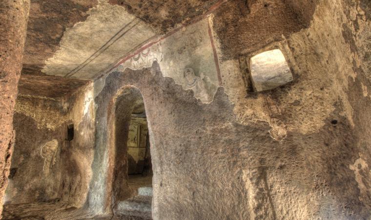 Necropoli sant'Andrea Priu - Bonorva