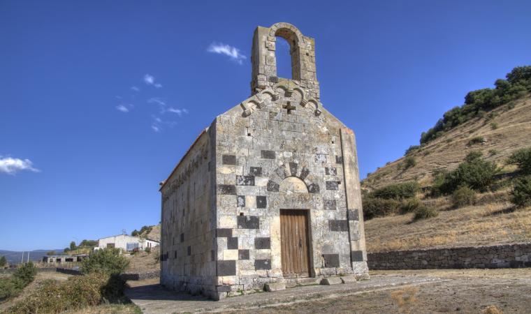 Chiesa di san Lorenzo di Rebeccu - Bonorva