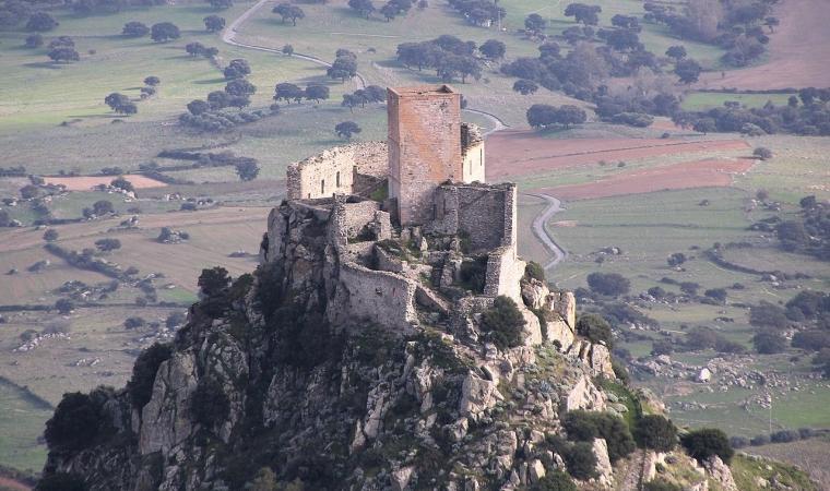 Castello di Burgos - Goceano