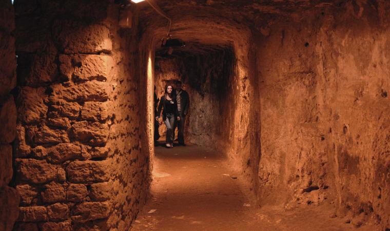 Anfiteatro romano, sotterraneo - Cagliari