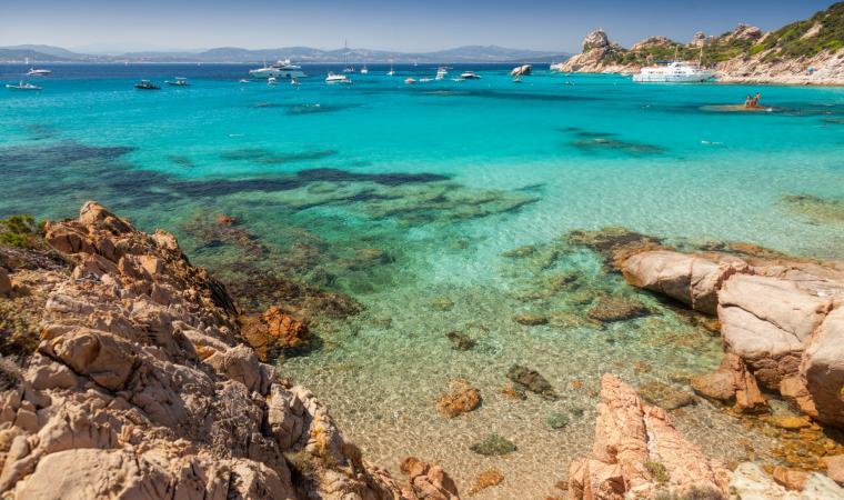 Cala Corsara - Spargi - La Maddalena