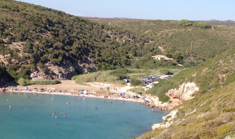 Cala Lunga, spiaggia - Sant'Antioco