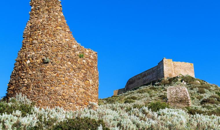 Castello Monreale - Sardara