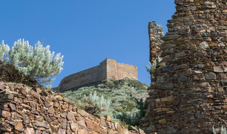 Castello di Monreale - Sardara